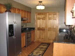 Lodge Kitchen-Ohio Hunting Lodge
