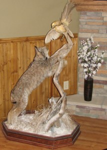 BWQ Lodge-Ohio Hunting Lodge
